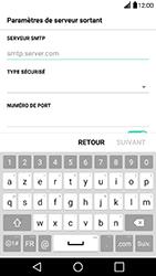 LG G5 SE - Android Nougat - E-mail - Configuration manuelle - Étape 13