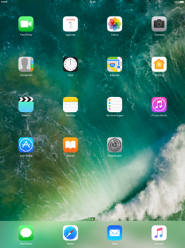 Apple iPad Pro 12.9 inch (2nd generation) - E-mail - Account instellen (IMAP met SMTP-verificatie) - Stap 1
