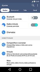 LG K10 - Internet (APN) - Como configurar a internet do seu aparelho (APN Nextel) - Etapa 5