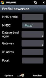 Samsung B7610 Omnia Qwerty - MMS - handmatig instellen - Stap 19