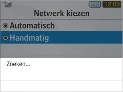 Samsung S3350 Chat 335 - Buitenland - Bellen, sms en internet - Stap 7