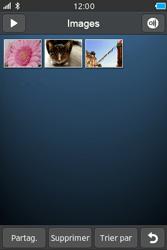 Samsung Wave M - Photos, vidéos, musique - Envoyer une photo via Bluetooth - Étape 13