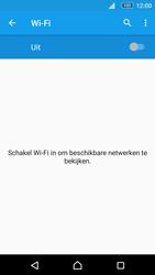 Sony Xperia M5 (E5603) - WiFi - Handmatig instellen - Stap 5