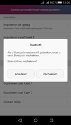 Huawei Huawei Y5 II - Contacten en data - Contacten overzetten via Bluetooth - Stap 9