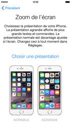Apple iPhone 6 iOS 8 - Premiers pas - Créer un compte - Étape 41