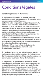 Nokia Lumia 830 - Applications - MyProximus - Étape 11
