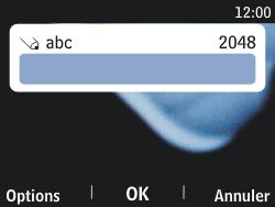 Nokia Asha 201 - Internet - Navigation sur Internet - Étape 4