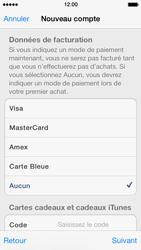 Apple iPhone 5 iOS 7 - Applications - Télécharger des applications - Étape 18
