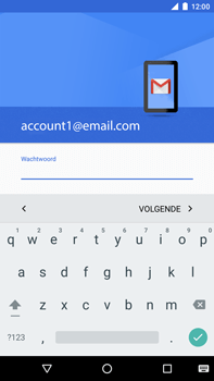 Huawei Google Nexus 6P - E-mail - Account instellen (POP3 met SMTP-verificatie) - Stap 14