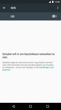Huawei Google Nexus 6P - WiFi - Handmatig instellen - Stap 6