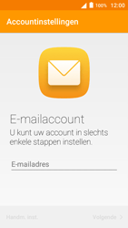 Alcatel OneTouch POP 3 (5) 3G (OT-5015X) - E-mail - Handmatig instellen - Stap 7