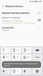 Samsung Galaxy A5 (2017) - Chamadas - Bloquear chamadas de um número -  10