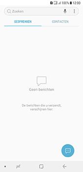 Samsung Galaxy A6 - MMS - afbeeldingen verzenden - Stap 3