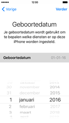 Apple iPhone 5c iOS 9 - Toestel - Toestel activeren - Stap 18
