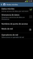 Samsung Galaxy S4 Mini - Internet - Configurar Internet - Paso 7