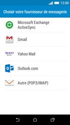 HTC Desire 510 - E-mails - Ajouter ou modifier un compte e-mail - Étape 5