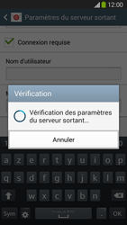 Samsung Galaxy Grand 2 4G - E-mails - Ajouter ou modifier un compte e-mail - Étape 16