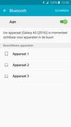 Samsung Galaxy A5 2016 (SM-A510F) - Bluetooth - Aanzetten - Stap 5