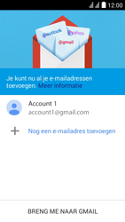 Huawei Y625 - E-mail - e-mail instellen (gmail) - Stap 13