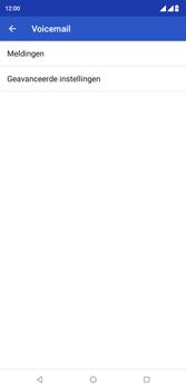 Wiko View 2 Plus - Voicemail - handmatig instellen - Stap 9