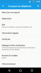 Sony Sony Xperia Z5 (E6653) - Appareil - Mises à jour - Étape 6