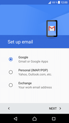 Sony Sony Xperia E5 (F3313) - E-mail - Manual configuration (gmail) - Step 9