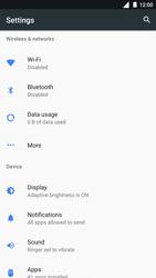 Nokia 8 - Internet - Manual configuration - Step 4
