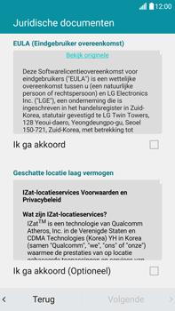 LG V10 - Toestel - Toestel activeren - Stap 26