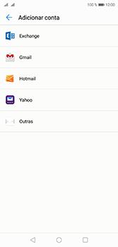 Huawei P20 - Email - Configurar a conta de Email -  5