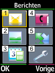 Emporia Select (V99-EF) - Contacten en data - Contacten kopiëren van toestel naar SIM - Stap 3