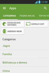 LG E612 Optimus L5 - Aplicativos - Como baixar aplicativos - Etapa 6