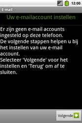 Alcatel OT-991 Smart - e-mail - handmatig instellen - stap 6