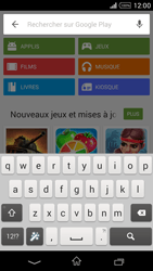 Sony Xperia Z1 Compact D5503 - Applications - MyProximus - Étape 5