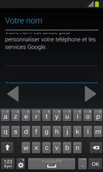 Samsung Galaxy S3 Mini - Premiers pas - Créer un compte - Étape 12