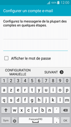 Samsung A500FU Galaxy A5 - E-mail - Configuration manuelle (outlook) - Étape 6