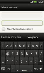 HTC T320e One V - E-mail - Handmatig instellen - Stap 7