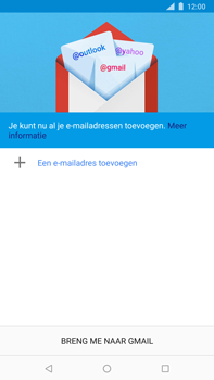 Nokia 8 Sirocco - E-mail - Account instellen (IMAP zonder SMTP-verificatie) - Stap 5