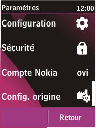 Nokia C2-03 - MMS - configuration manuelle - Étape 5
