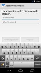 Acer Liquid Jade - E-mail - Handmatig instellen - Stap 5
