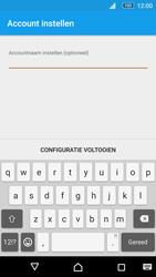 Sony Xperia M5 - E-mail - Handmatig Instellen - Stap 12