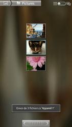 Sony Xpéria S - Photos, vidéos, musique - Envoyer une photo via Bluetooth - Étape 12
