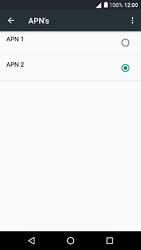 Alcatel A3 - internet - handmatig instellen - stap 18