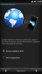 Sony Xpéria S - Premiers pas - Créer un compte - Étape 6