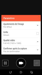 HTC Desire 510 - Photos, vidéos, musique - Créer une vidéo - Étape 9