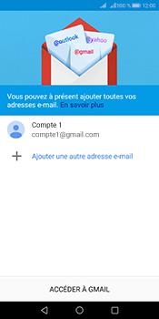 Huawei Mate 10 Pro - E-mails - Ajouter ou modifier votre compte Gmail - Étape 12