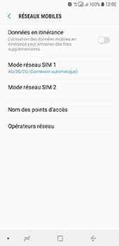 Samsung Galaxy A6 - Réseau - activer 4G - Étape 8