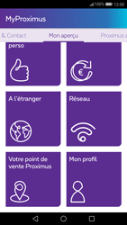 Huawei P10 - Applications - MyProximus - Étape 16