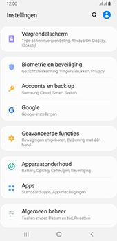 Samsung galaxy-a6-plus-sm-a605fn-ds-android-pie - Beveiliging en ouderlijk toezicht - Hoe wijzig ik mijn SIM PIN-code - Stap 4