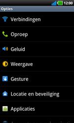 LG P970 Optimus Black - Voicemail - handmatig instellen - Stap 4