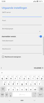 Sony xperia-10-plus-I4123 - E-mail - Account instellen (POP3 met SMTP-verificatie) - Stap 16